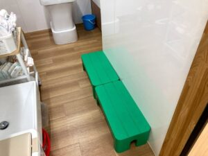 新杉田 保育園 トイレ