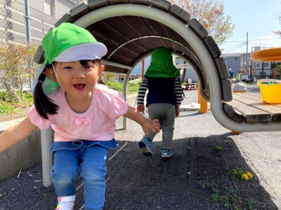 ぴーまん保育園 弘明寺