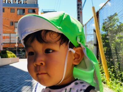 新杉田 保育園 散歩